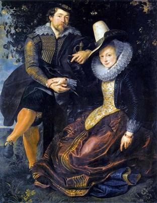 Rubens Isabella Painting